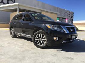 Nissan Pathfinder 2013 Advance Unico Dueño Doble Quemacos
