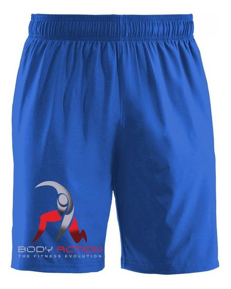 Bermuda Pantalon Corto Entrenamiento Body Action Genetic