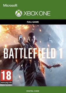 Battlefield 1 - Xbox One - Codigo Original