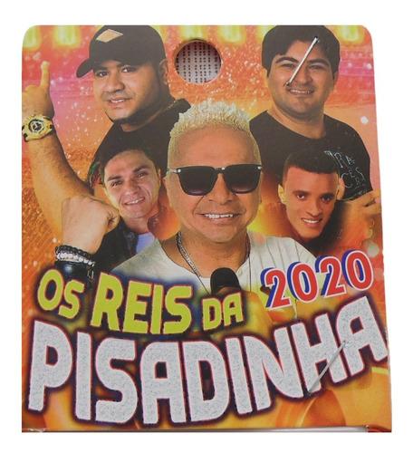 Pen Drive Musical Coletânea  Os Reis Da Pisadinha 2020