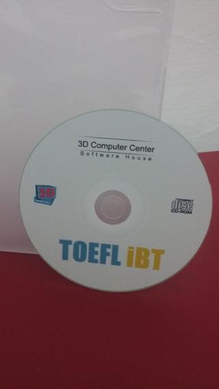 Simulador Toefl Ibt Em Cd