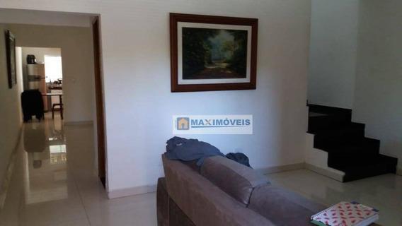 Sobrado Com 3 Dormitórios À Venda, 125 M² Por R$ 420.000 - Nova Gardênia - Atibaia/sp - So0041