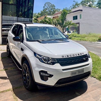 Land Rover Discovery Sport Hse - Diesel Teto Solar 7 Lugares
