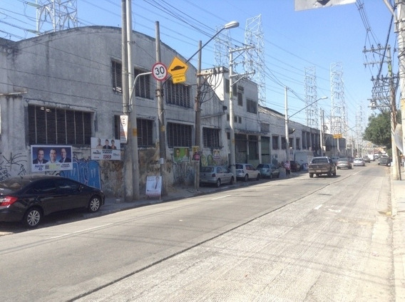 Galpão Industrial Para Reforma - Vila Prudente - Ed066