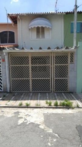 Sobrado Em Jardim Santa Mena, Guarulhos/sp De 92m² 2 Quartos À Venda Por R$ 365.000,00 - So546399