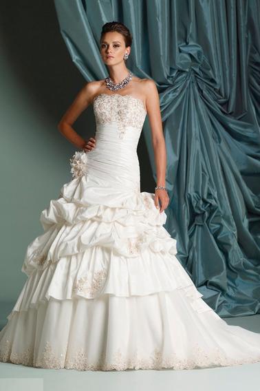 Vestido De Noiva S33211j