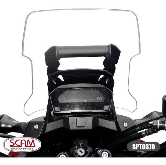 Suporte Gps Honda Nc750x 2016+ Scam Spto370