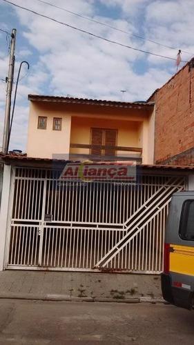Sobrado Com 3 Dormitórios À Venda, 132 M² Por R$ 300.000,00 - Jardim Iv Centenário - Guarulhos/sp - Ai20530