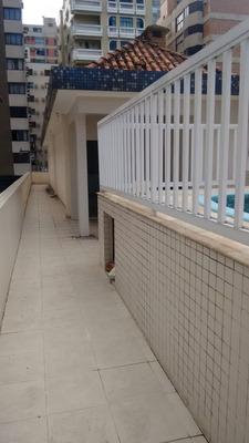 Ponta Da Praia- Sob Alta-4 Dorm-2 Stes-piscina-2 Vg-px Praia