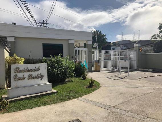Apartamento Com 2 Dormitórios À Venda, 50 M² Por R$ 139.900,00 - Campo Grande - Rio De Janeiro/rj - Ap0181