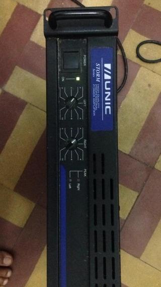 Amplificador Unic Zoom 200