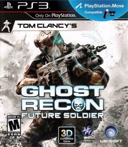 Jogo Ghost Recon Future Soldier Playstation 3 Ps3 Mid Física