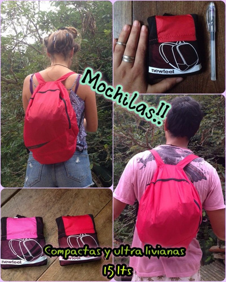 Mochilas Pocket