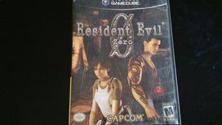Resident Evil 0 Gamecube Envio Gratis