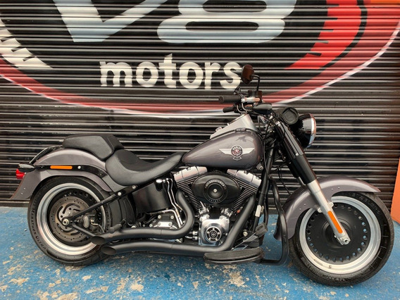 Harley Davidson Fat Boy 2015