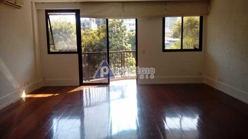 Apartamento À Venda, 2 Quartos, 1 Suíte, 1 Vaga, Botafogo - Rio De Janeiro/rj - 23989