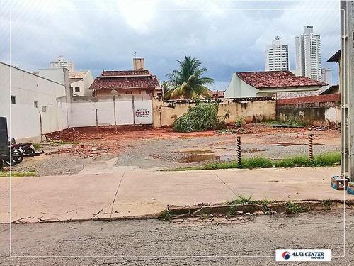Área Para Alugar, 732 M² Por R$ 2.800/mês - Jardim América - Goiânia/go - Ar0094