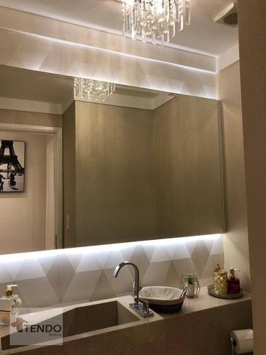 Imagem 1 de 17 de Apartamento Com 3 Dormitórios À Venda, 106 M² Por R$ 925.000,00 - Vila Almeida - Indaiatuba/sp - Ap1434