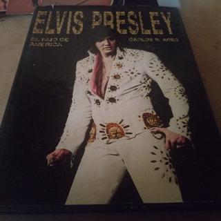 Lote Elvis Libro Revistas Posters Y Fotos Todo En Fotos
