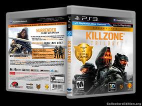 Killzone Trilogy Ps3 - Mídia Física | Garantia Playgorila