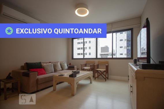 Apartamento No 8º Andar Mobiliado Com 3 Dormitórios E 1 Garagem - Id: 892960780 - 260780