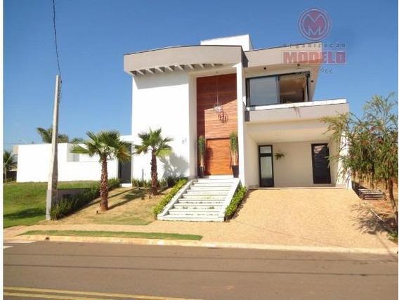 Casa À Venda, Reserva Do Engenho, Piracicaba. - Ca0694