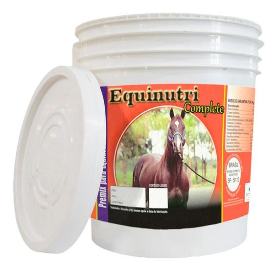 1kg Equinutri Complete-suplemento P/ Ganho De Massa Muscular
