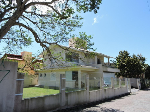 Casa Com 4 Dormitórios À Venda, 215 M² - Campeche - Florianópolis/sc - Ca2306