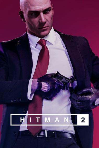 Hitman 2 Pc (steam Key)