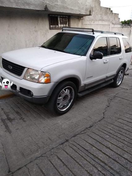 Ford Explorer 4.6 Xlt V8 Tela 4x2 Mt 2002