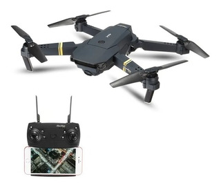 Drone S168 Con Camara Filma Hd 720p 2mp Plegable