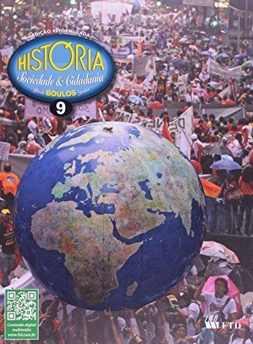 Historia, Sociedade E Cidadania 9º Ano - Ensino Fundamental