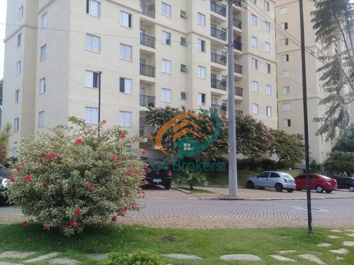 Imagem 1 de 7 de Apartamento Com 2 Dormitórios À Venda, 49 M² Por R$ 245.000,00 - Jardim Albertina - Guarulhos/sp - Ap1711