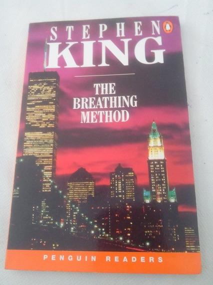 Livro Stephen King The Breathing Method B1