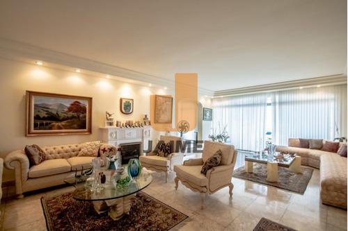 Apartamento Para Venda No Bairro Higienópolis Em São Paulo - Cod: Bi3722 - Bi3722