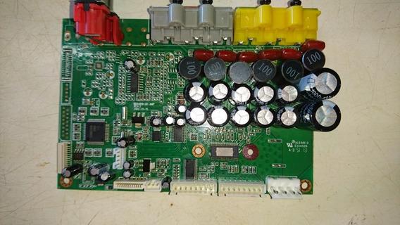 Placa Amplificadora Do Home Theater Philco Pht820bd