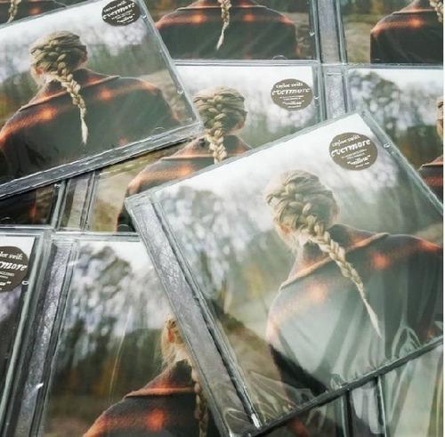 Taylor Swift  - Evermore Cd / Álbum