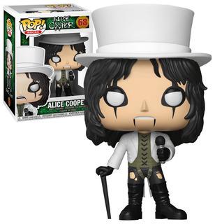 Funko Pop #68 - Alice Cooper - Rocks - 100% Original