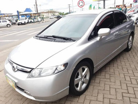 Civic Sedan Lxs 1.8 16v Manual Completo