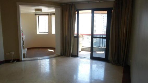 Apartamento Com 3 Dormitórios À Venda, 154 M² Por R$ 1.300.000,00 - Jardim Anália Franco - São Paulo/sp - Ap20170