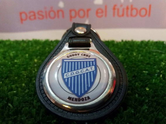 Llavero De Cuero De Equipos De Fútbol