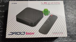 Box Tv Android X-view Flow/fox/tnt/directv Go Todas Las App