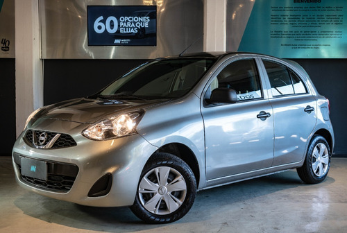 Nissan March 1.6 Active Pure Drive 2017