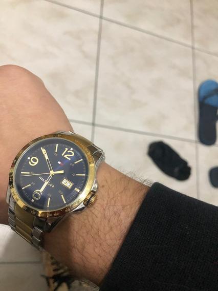 Relógio Tommy Hilfiger Original Com Caixa