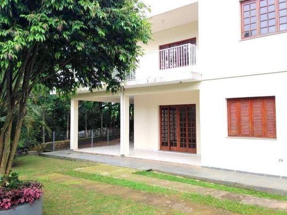 Casa Com 4 Dormitórios Suítes Para Alugar, 470 M² Por R$ 3.500/mês - Paisagem Renoir - Cotia/sp - Ca1348