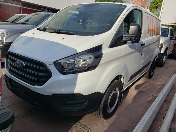 Ford Transit 2.2 Van Corta Techo Bajo Aa Custom Mt 2019