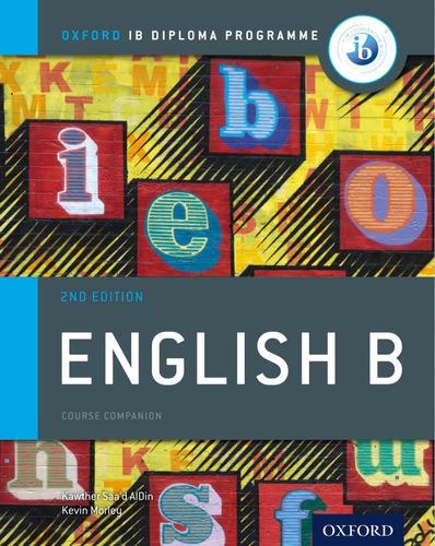 English B (libro Digital Alta Calidad )