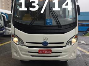 Micro Ônibus Urbano - Mercedes Lo 916 - 2013/2014 C/elevador