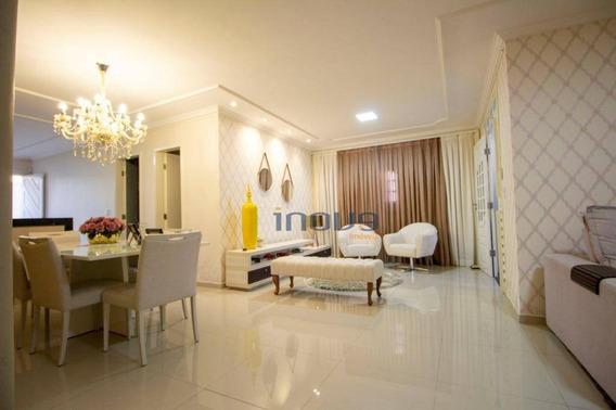 Casa Com 4 Dormitórios À Venda, 200 M² Por R$ 615.000,00 - Maraponga - Fortaleza/ce - Ca0622