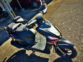 Kymco Agility 125 Negra Mod 2012, 19500 Km